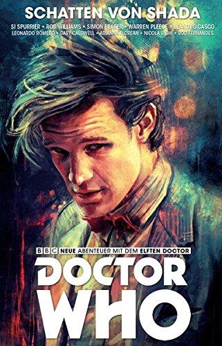 Doctor Who - Der elfte Doktor, Band 5 - Schatten von Shada (Comic)