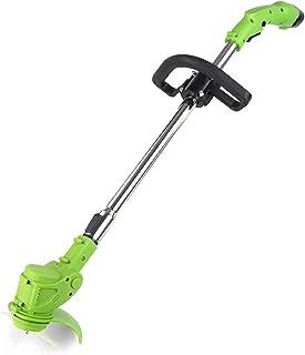 Electric Lawn Mower Lithium Battery Lawn Mower Lawn Mower Portable Household Lawn Mower Weeding Artifact Household Electri...