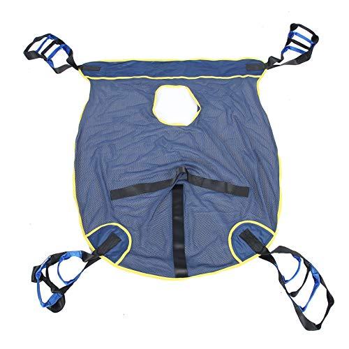 Annjom Transferdecke, 500 lb Patientenlift, Körpergurt für die Positionierung des älteren bariatrischen Hebebettes
