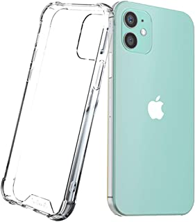 ATOUCHBO iPhone 12 Pro Case 6.1-Inch, Soft Grip Full Body Protection Scratch Resistant Transparent Back, Premium Quality S...