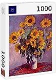 Lais Puzzle Claude Monet - Naturaleza Muerta con Girasoles 1000 Piezas