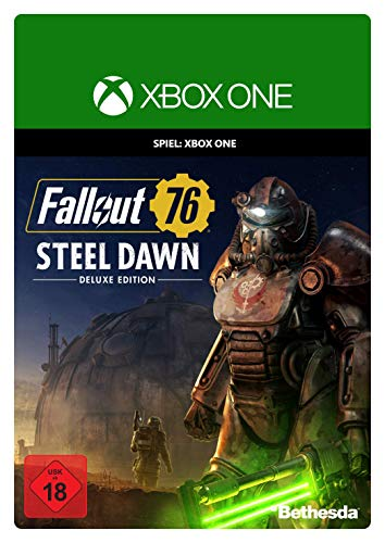 Fallout 76: Steel Dawn Deluxe Edition | Xbox One - Download Code