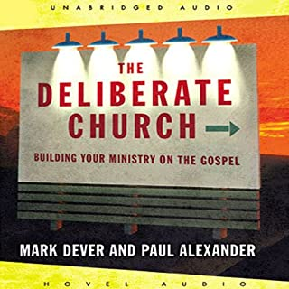Deliberate Church audiobook cover art