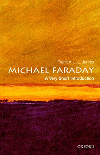 Michael Faraday: A Very Short Introduction (Very Short Introductions Book 253) (English Edition)
