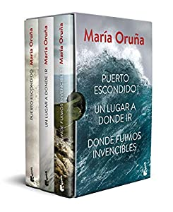 ESTUCHE MARÍA ORUÑA (Crimen y Misterio)