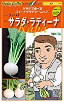 【サラダ・ラティーナ】ターニップのタネ (小袋(200粒))