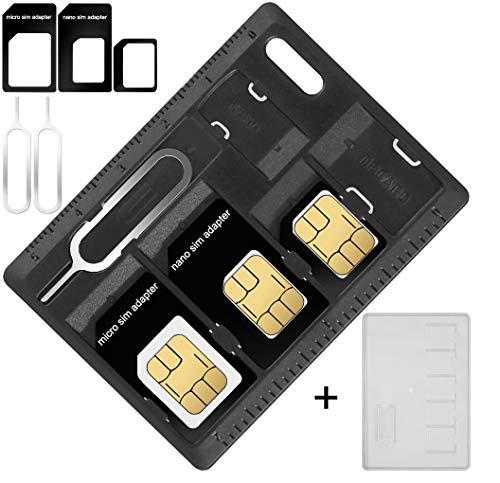 LOHASTECH『SIMカード&MicroSDホルダー』