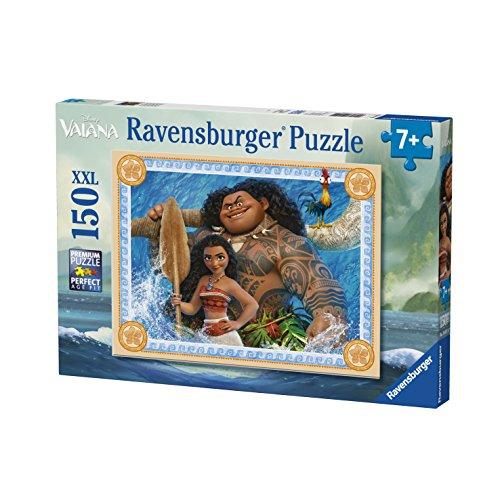 Ravensburger–Disney Puzzle Aventureuse Vaiana 150Piezas XXL, 10051