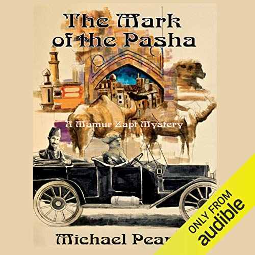 The Mark of the Pasha copertina
