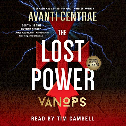VanOps: The Lost Power audiobook cover art