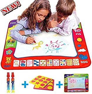 BEST_SELLER Magic Water Drawing Mat/Water Drawing Painting Mat - Learning Toys - Baby Toys - Toddler Toys - Kids Toys - Girls Toys - boy Toy - Toys for Girls - Toys for Kids - Baby Toy