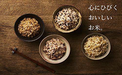 幸南食糧おくさま印『発芽玄米ごはん』