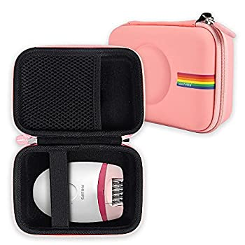 Leayjeen Epilator Case Compatible with Philips Beauty Satinelle Essential Corded Epilator  Case Only