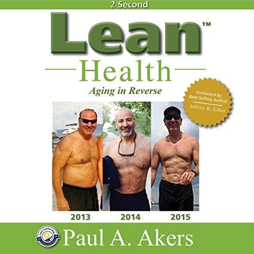 Lean Health audiobook cover art