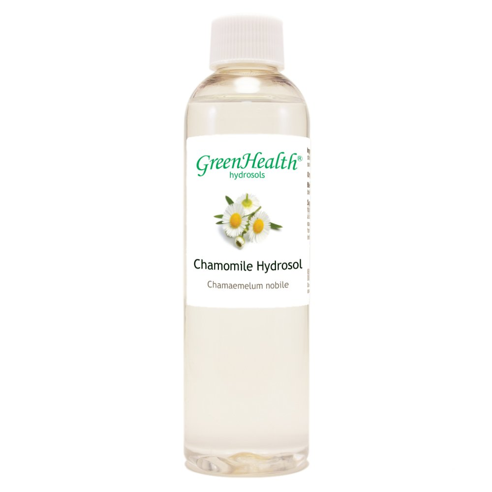 Chamomile Hydrosol Floral Water - 4 Bottle Plastic oz w Cap Excellent fl 2021 new