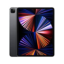 Apple M1 chip for next-level performance Brilliant 12.9-inch Liquid Retina XDR display with ProMotion, True Tone, and P3 wide color TrueDepth camera system featuring Ultra Wide camera with Center Stage 12MP Wide camera, 10MP Ultra Wide camera, and Li...