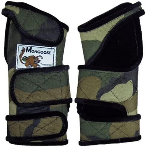 Mongoose Equalizer Camouflauge Wrist Support- Translated Left Ranking TOP16 Hand