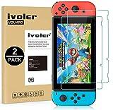 iVoler Pack de 2 Verre Trempé Compatible avec Nintendo Switch, Film...