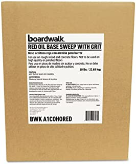 Boardwalk® Oil-Based Sweeping Compound BWK A1COHORED