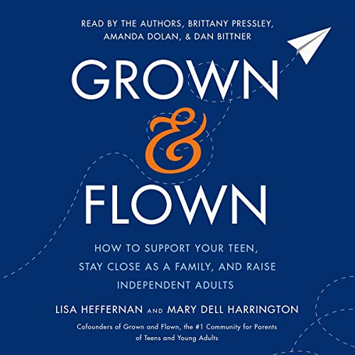 Couverture de Grown and Flown