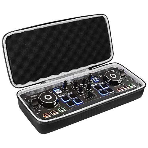 co2CREA Duro Viajar caja estuche funda para Hercules DJ-Party Set Controlador DJControl Starlight(caja solo)