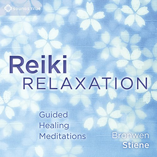 Reiki Relaxation audiobook cover art