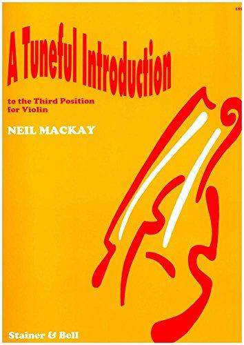 MACKAY N. Tuneful (ingaaf in de 3e positie) voor viool