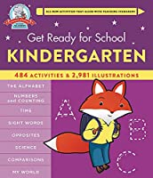 Get Ready for School: Kindergarten (Revised & Updated)