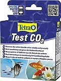 Tetra Test CO2 (Kohlendioxid) - Wassertest für Süßwasser-Aquarien und Gartenteiche, misst zuverlässig und genau den Kohlendioxidwert
