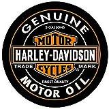 Adhesivos retroreflectantes para casco Harley Davidson Vintage Genuine