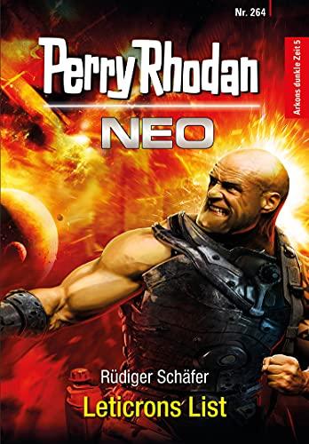 Perry Rhodan Neo 264: Leticrons List (German Edition)