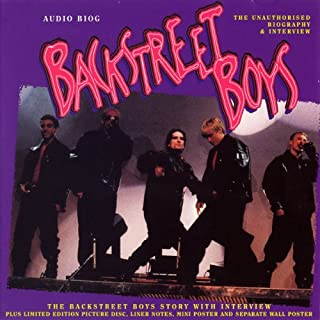 Backstreet Boys: A Rockview All Talk Audiobiography cover art