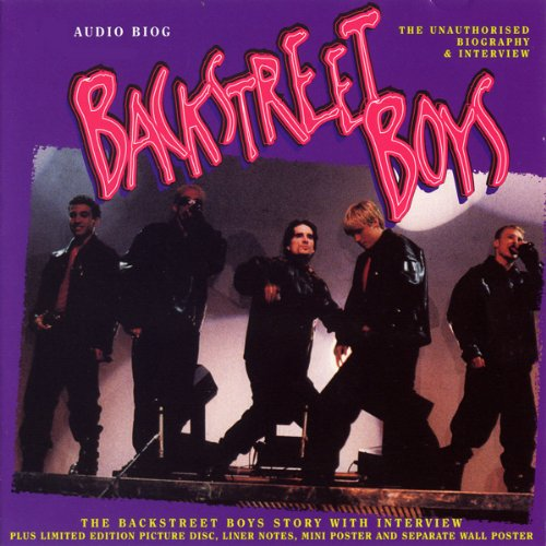 Backstreet Boys: A Rockview All Talk Audiobiography cover art