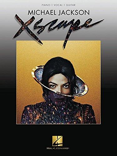 Jackson Michael Xscape PVG Artist Songbook BK by Michael Jackson (1-Jan-2015) Paperback