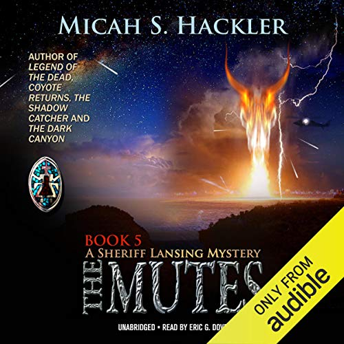 The Mutes audiobook cover art