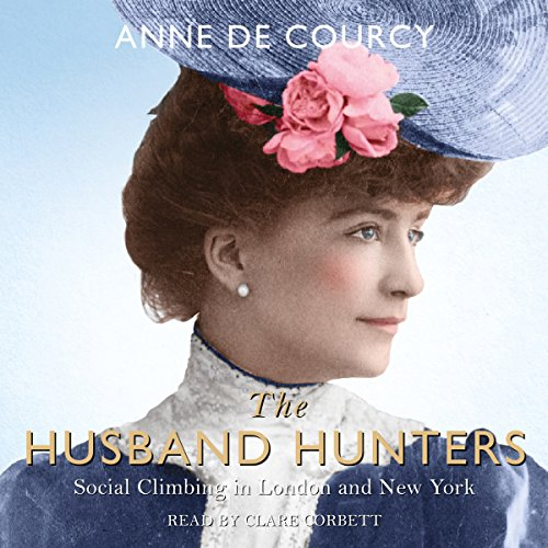 The Husband Hunters audiobook cover art