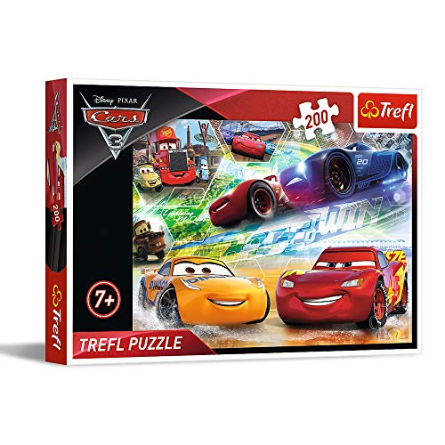 Puzzle Droga do zwyciestwa Auta 3 200