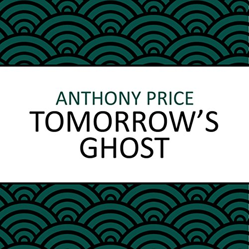 Tomorrow's Ghost audiobook cover art