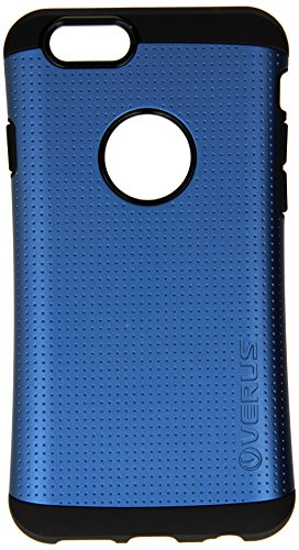 iPhone 6S Case, Verus [Thor][Electric Blue] - [Military Grade Drop Protection][Natural Grip] For Apple iPhone 6 6S 4.7