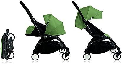 Babyzen YoYo+ Stroller Bundle (Yoyo+ Stroller, Canopy & Newborn Pack) (Peppermint)