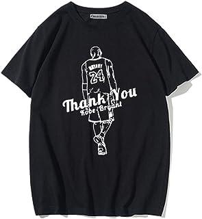ZHYIYI Camiseta De Algodón De Verano De Manga Corta Conmemorativa para Hombre De Deportes Sueltos, Manga Corta De Verano D...