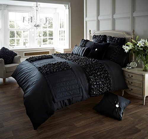 Gaveno cavalia Verina Parure de lit, Noir, Double