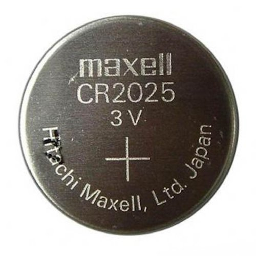 Maxell CR2025 Lithium Knopfzelle (3V)