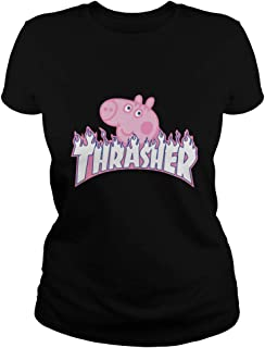 thrasher peppa pig shirt