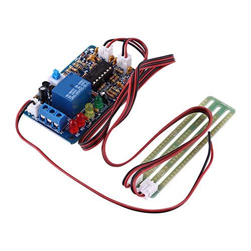 Módulo de interruptor de controlador de nivel de agua 5V Indicador LED Sensor de control de líquido Sensor de detección para equipos de agua automáticos