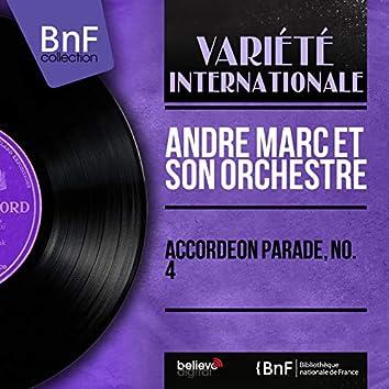 Accordéon parade, no. 4 (Mono Version)