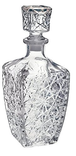 Listado de Licoreras de vidrio, tabla con los diez mejores. 11