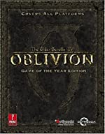 Elder Scrolls IV - Oblivion Game of the Year: Prima Official Game Guide de Bethesda Softworks