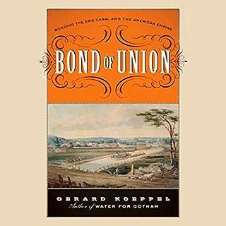 Bond of Union audiobook cover art