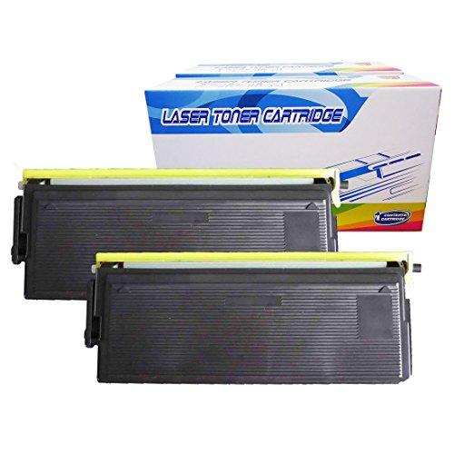 Inktoneram Compatible Toner Cartridges Replacement for Brother TN460 TN430 TN-460 TN-430 DCP-1200 DCP-1400 HL-1030 HL-1230 HL-1240 HL-1250 HL-1270N HL-1435 HL-1440 HL-1450 HL-1470N HL-P2500 (2PK)